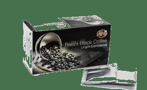 Reishi čierna káva