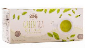 Zelený čaj s Reishi