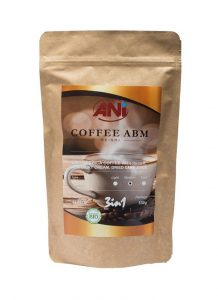 3v1 káva s Reishi, Coffee ABM