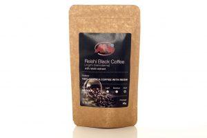 ANI, čierna káva s extraktom Reishi, 60g
