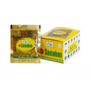 Samahan, 25x4g, Link natural