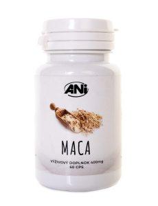 Maca tablety, 60 kapsúl, ANi